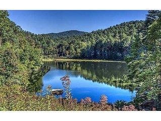 Exclusive Private Mountain & Lake Retreat in the Cohutta Wilderness