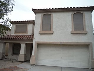 Great Home With 4 Bedrooms less than 10 miles from University of Phoenix Stadium