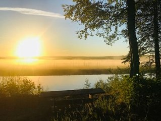 Sporting Haven in Alaska's Playground on the Kenai River