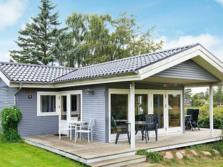 Spacious Holiday Home in Karrebaeksminde with Fishing nearby