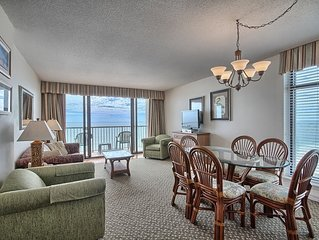 Oceanfront 3 Bedroom Condo w/ Amazing View + Official On-Site Rental Privileges