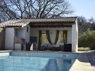 Villa Le3 (grande piscine, 3 chb, sans vis à vis)