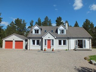 An Teallach self catering holiday home in Cairngorm National Park - Wifi