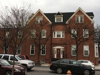 2 BR Apartment at the Corner of Patterson Park