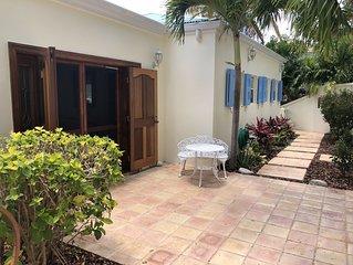 Villa Eau Claire - Magens Bay Affordable Beachfront Villa