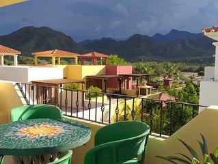 Casa Tranquila Loreto Bay, Agua Viva, desirable artist owned Casa.