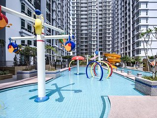 Parkland Residence Melaka*Triple D Homestay