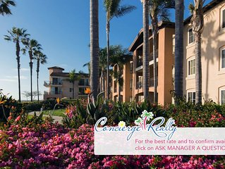 Luxurious 2 bedroom suite with full kitchen! Grand Pacific Palisades. Best Rates