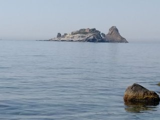 'Amaremare'  ad Acitrezza confortevole appartamento  a 30 mt dal mare