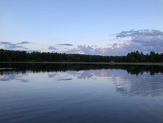 Peaceful Lakefront Getaway