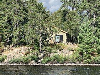 ❤️ Beautiful Lake Vermilion Private Island Rental ❤️