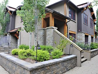 Sun Valley/Ketchum, ID 3 Bed/3 Bath Townhome *Baldy Views, Walk to Town