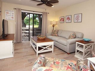 WOW factor Best Condo in Fiddlers Cove Totally Renovated Low Country decor