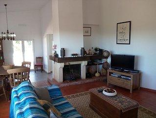 Villa with large pool, fantastic view,near beach&Golf, natural park&Lisbon coast