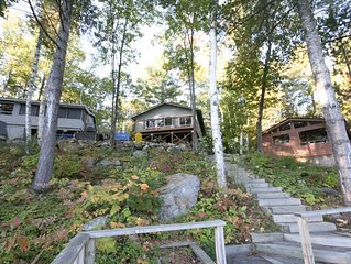 3 cottage compound in Beautiful Muskoka. Only 95 minutes from Toronto