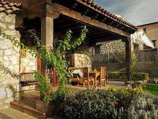 Oferta Casa rural (alquiler íntegro) La Loma para 15 personas