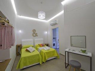 Elegante appartamento 'Verde Bosco' in Agerola sulla Costiera Amalfitana