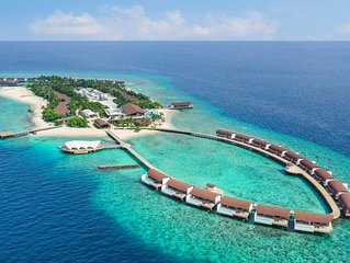 The Maldives Resort Island, Beach Villa with Private Pool, 1 Bedroom, Ocean View