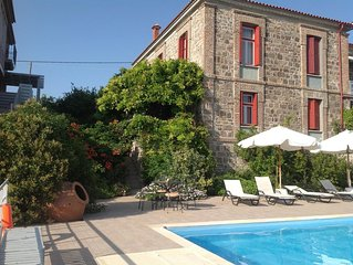 Self Catering Villa With Private Pool and Sea View