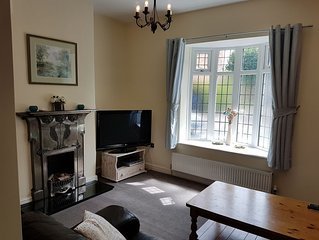 Holiday cottage in town centre