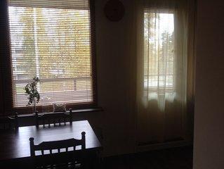 Отдых в райском уголке в двухкомнатной квартире