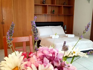 Furnished Studio Apartment with Sea view