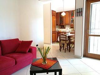 Spazioso appartamento in ottima posizione.