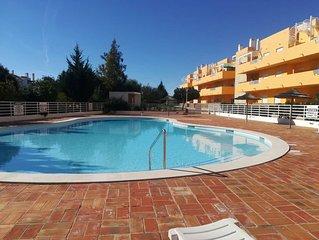 Apartamento T2 com piscina em Conceicao de Cabanas