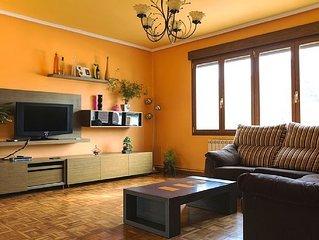 Apartamento rural Bertiz Aldea para 4 personas
