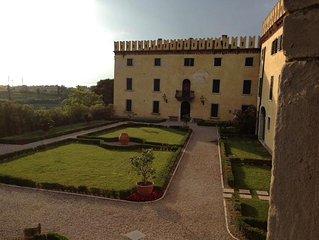 Ferienwohnung Colà für 5 Personen mit 2 Schlafzimmern - Historisches Gebäude