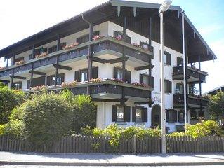 Ferienwohnung Inzell fur 2 - 3 Personen mit 1 Schlafzimmer - Ferienwohnung