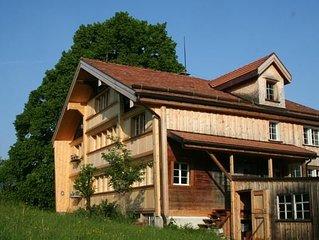 Ferienwohnung Niederteufen für 4 - 6 Personen mit 2 Schlafzimmern - Historisches