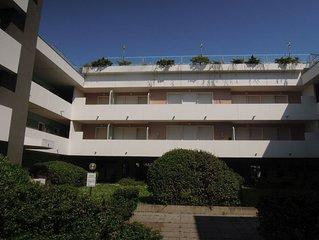 Ferienwohnung - 5 Personen*, 40m² Wohnfläche, 1 Schlafzimmer, Kabel TV, Fernseh