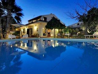 Ferienhaus Marina di Ragusa für 7 - 14 Personen mit 4 Schlafzimmern - Ferienhaus