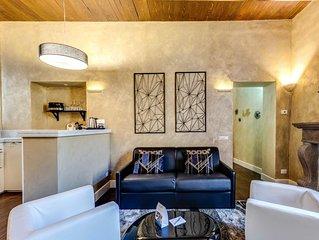Frattina - Deux Chambres Appartement, Couchages 6