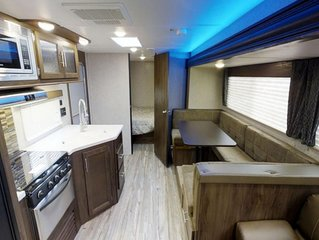 Grand Canyon RV Glamping Premium Suite #3