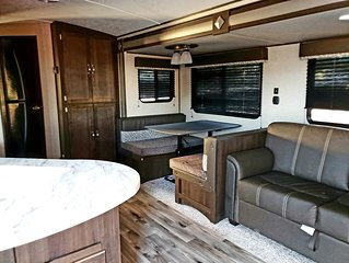 Grand Canyon RV Glamping Luxury Retreat Experience