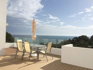 Luxurios 1 bed room Penthouse with Breathtaking sea view
