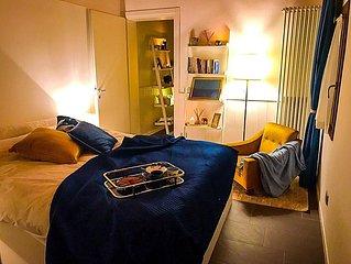 Elegante appartamento indipendente in centro storico
