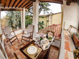 Apartment a Lucca con 1 camere da letto e 4 posti letto