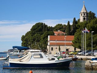 Charming sea view apartment in Cavtat
