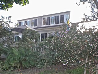 1757 Whitehall Rd, 4TH ROW BACK FROM OCEAN~~~JUST STEPS  DOWN PATH TO BEACH