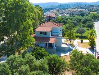 Villa Louke privacy, comfort and serenity