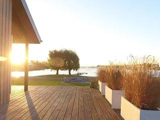 Luxe vrijstaande 8-pers woning met sauna en trampoline, Tholen - Zeeland