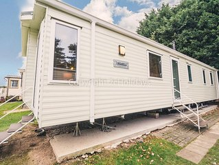 Stunning holiday home, great location on the Wild Duck holiday park in Norfolk.