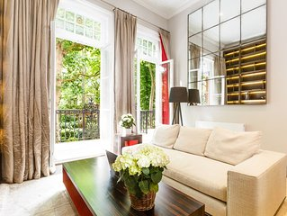 Bright, Renovated Victorian Flat in Earl's Court
