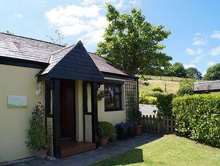 Cornflower Cottage In Saundersfoot, Nr. Tenby, Pembrokeshire, Wales