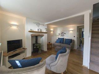Idyllic 2 bedroom, 2 bathroom country cottage close to Stratford upon Avon