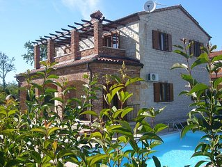 Traditional Stone Built Villa With Private Pool