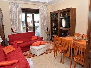 "Friendly House Rome 3 Bedrooms apartment 3 minutes ""Cornelia"" Metro A stop"